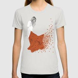 Woman Color 9 T-shirt