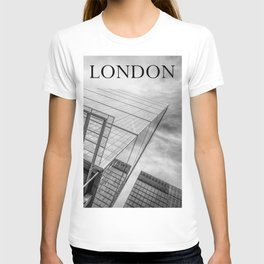 London skyscraper T-shirt