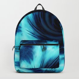 iDeal - Blue SpinWheel Backpack