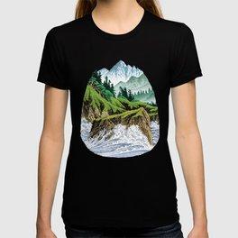 WILDERNESS COASTLINE T-shirt