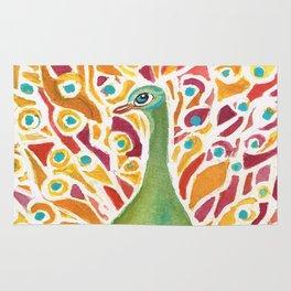 Grove Peacock Rug