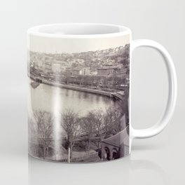 1858 Providence Cove, Grand Point, College Hill Photograph, Providence, Rhode Island Coffee Mug