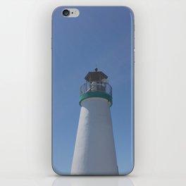 Santa Cruzin' pt1 iPhone Skin