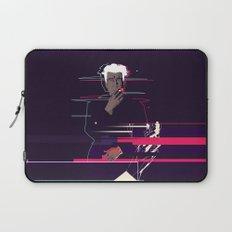 David Lynch - Glitch art Laptop Sleeve