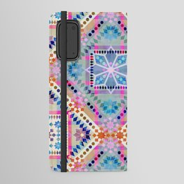 Folksy {1A} Android Wallet Case