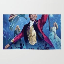 This Is The Greatest Showman Rug