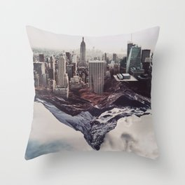 Contradiction Throw Pillow