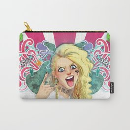 Rock it, babe! Carry-All Pouch