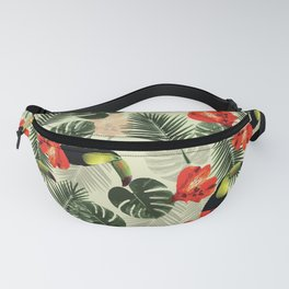 Tropic pattern 002 Fanny Pack