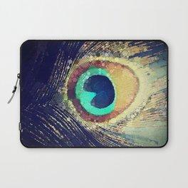 Scott Hannum - Peacock Feather Laptop Sleeve
