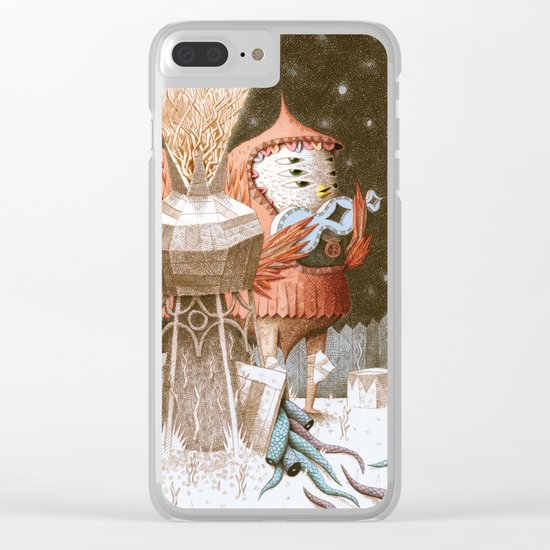 The Song Clear iPhone Case