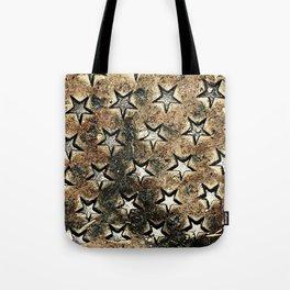 Serie Texturas - CleMpasS - Estrellas Tote Bag