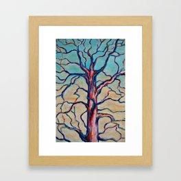 Oak (Version 2) (*Koinonia*) Framed Art Print
