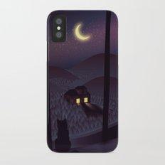 Silent Watcher Slim Case iPhone X
