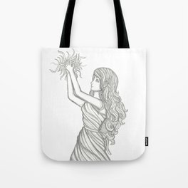 A Falling Star Tote Bag