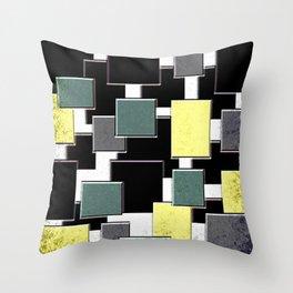 Ingots Throw Pillow