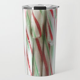 Candy Cane Stash Travel Mug