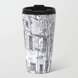 York Quadrangle Travel Mug