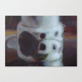 Upside-down Canvas Print