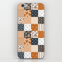 Texas Longhorns University varsity football sports fan college gifts iPhone Skin