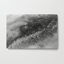 Abstraction #2 // Topsail Island, NC Metal Print