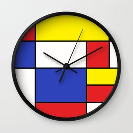 Abstract #758 Wall Clock