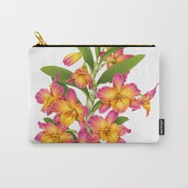 Orchid&Moths Carry-All Pouch