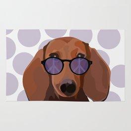 dachshund Rug