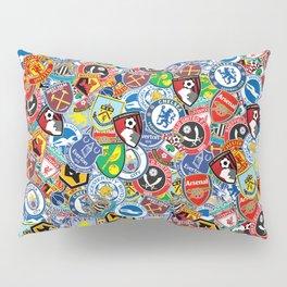 Premier League stickerbombing Pillow Sham