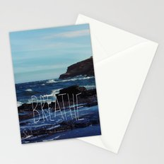 Breathe Stationery Cards