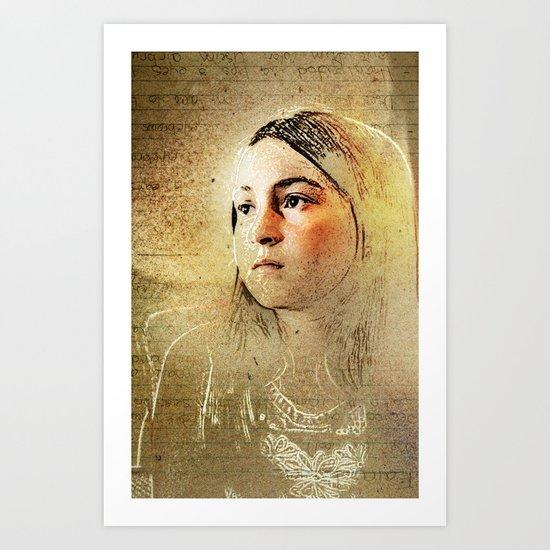 17 Art Print
