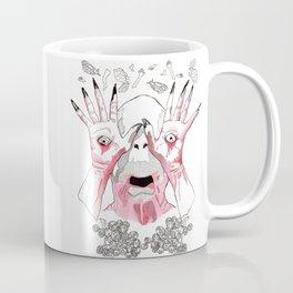 Pale Man Coffee Mug