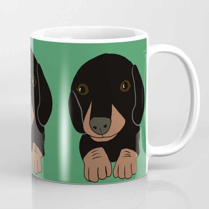 Dachshund Puppies Galore! Coffee Mug