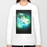 constellations Long Sleeve T-shirts featuring year3000 - Constellations by year3000