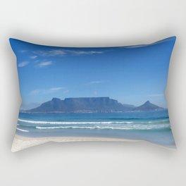 Table Mountain Cape Town Rectangular Pillow
