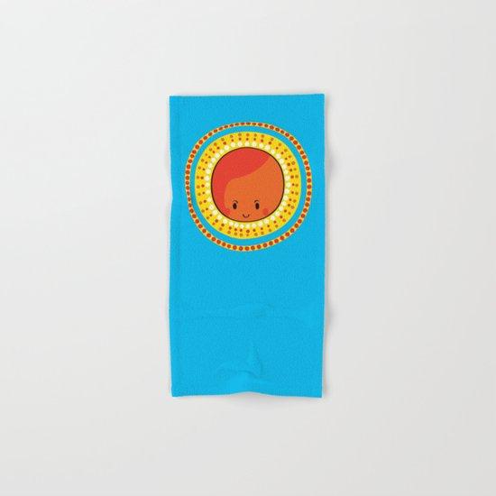 Sun Hand & Bath Towel