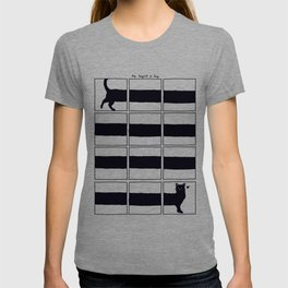 The Longcat is long T-shirt