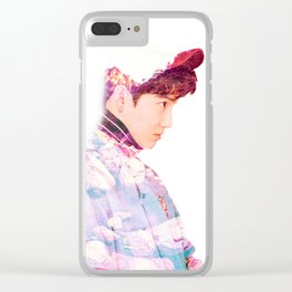Suho Clear iPhone Case