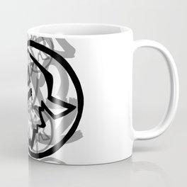 RISE - Full Tag Logo Coffee Mug
