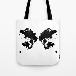 Butterfly Denmark Tote Bag