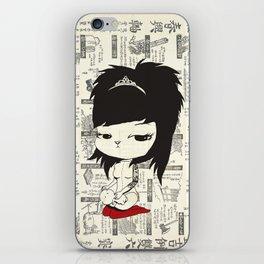 Umeboshi iPhone Skin