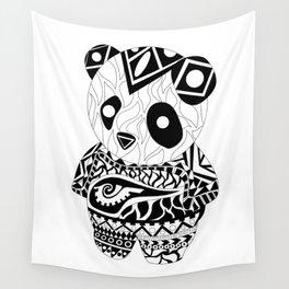 Panda Ecopet Wall Tapestry