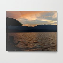 And the sky was always ours Metal Print