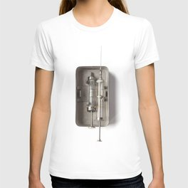 On the needle... T-shirt