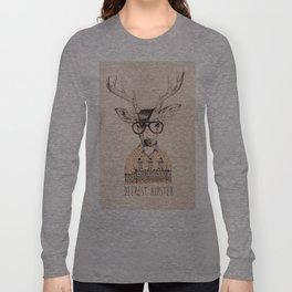 Deerest hipster Long Sleeve T-shirt