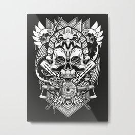 TLATOANI Metal Print