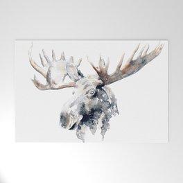 Moose Welcome Mat