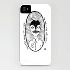 When Life Gives You Lemons iPhone (4, 4s) Slim Case