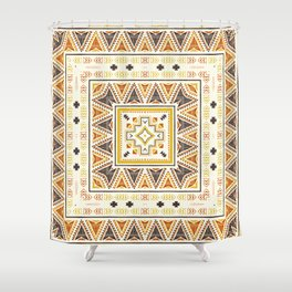 Tribal Chic 5 Shower Curtain