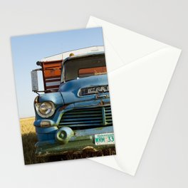 GMC Grain Truck 2 Stationery Cards